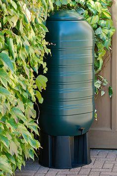 220ltr water tank rain water collection water butt van tank
