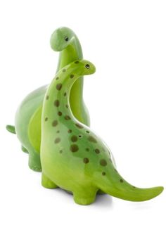 Green Brontosaurus Dinosaur Salt & Pepper Shaker Set, 3.75 Inches, Ceramic Salt & Pepper,http://www.amazon.com/dp/B00CTTEM2C/ref=cm_sw_r_pi_dp_1Yt8sb0ZT6YQR07S