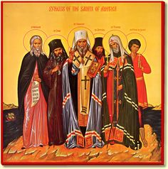 """""""Saints, to the contrary, have always drawn people of other nationalities to their faith through their holy example...Rejoicing in the saints of our land, rejoicing in our Orthodoxy, cannot lead to pride. If it does, that pride will go before a fall. By following their saints' example, people and nations are made strong—not to look bigger and better than others, but rather to create a safe, peaceful, God-fearing land where more and more people can become saints."""" (Nun Cornelila Rees)"""