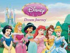 Imprimibles de Princesas Disney 11.