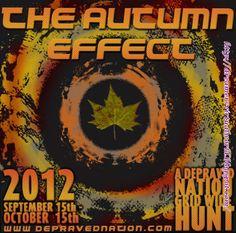 Dreamer's Virtual World: The Autumn Effect Hunt