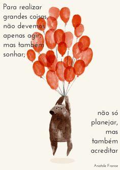 A little bear with it's balloons. Animal art for a children's room. - - A little bear with it's balloons. Animal art for a children's room. Art And Illustration, Illustration Inspiration, Illustrations Posters, Art Plastique, Wedding Guest Book, Creative Art, Creative Ideas, Book Art, Art Paintings
