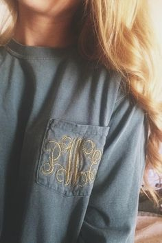 "thesouthernbellesociety: ""{christmas morning monograms} """