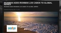 Ironman adds Ironman Los Cabos to 2013 race list