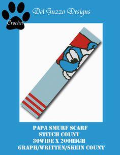 Papa+Smurf+30x200+sts