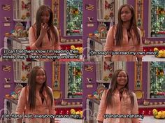 that's so raven.... idk why that made me laugh so hard... miss this show