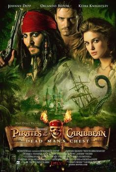 Pirates of the Caribbean 2 (2006) Dual Audio HD Movie