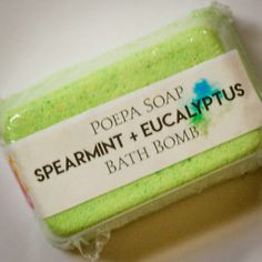 Bath | Poepa Soap