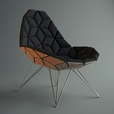 JSN Tiled Chair on Behance