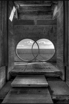 """If the architecture is any good, a person who looks and listens will feel its good effects without noticing"". Carlo Scarpa (italian architect, 1906-1978)"