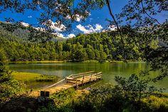 5.Gün Artvin Borçka Karagöl   Karagöl'ü, Borçka ilçesi sınırlarında. Karçal Dağları'nın etekl...