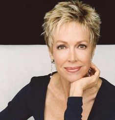 Hairstyle for Short Hair Over 50