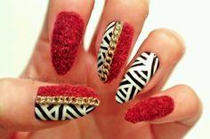 mynailsaredope.tumblr.com » velvet nails