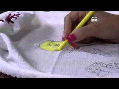 Pintura em Tecido Para Iniciantes | Revista Artesanato