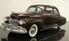 1946 lincoln zephyr