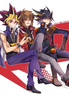 Yu-Gi-Oh by Acelolo http://www.zerochan.net/Acelolo