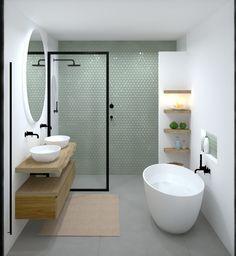 House Bathroom, Bathroom Inspiration, Bathroom Interior, House Interior, Home Remodeling, Bathroom Decor, Cheap Home Decor, Bathroom Design, Minimalist Home Interior