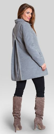 makalulu grey jacket