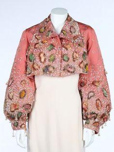 Bolero Elsa Schiaparelli, 1948 Kerry Taylor Auctions