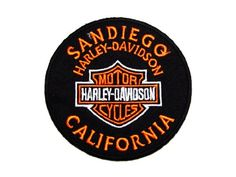 Harley Davidson Badge American Motorcycle Biker Clothing Embroidered Iron on Patch Harley Davidson Gear, Black Harley Davidson, Harley Davidson Motorcycles, Motorcycle Patches, Motorcycle Logo, Honda Wing, Custom Embroidered Patches, American Motorcycles, Craft Stickers