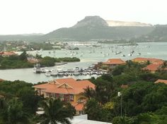 Spaanse water@Curacao.
