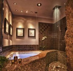 gorgeous bath / Vayne's manor