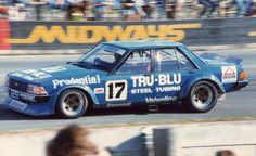 Video: Dick Johnson interviewed whilst racing Bathurst 1982