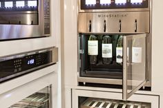 Wine Dispenser, Microwave, Kitchen Appliances, Home, Diy Kitchen Appliances, Home Appliances, Ad Home, Microwave Oven, Homes