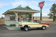 Image result for 56 Chevy Gasser