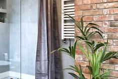Dom w tamaryszkach 2 Thing 1, Dream House Exterior, Glass Vase, Curtains, Plants, Home Decor, Detached House, House Design, Blinds