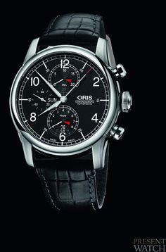 Discover the new Oris RAID 2013 Limited Edition
