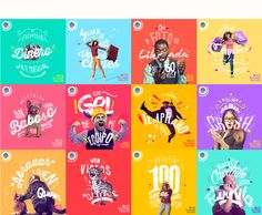Diseño de serie de post para campaña de contenido #MiRecargaNatural en Facebook para Avena Toni