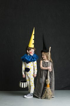5 Carnival Kids' Costumes Inspired by Circus - Petit & Small Carnival Costume DIY I Kostüme Verkleidung Fasching Karneval Dress Up Costumes, Baby Costumes, Baby Halloween, Halloween Costumes For Kids, Kids Witch Costume, Ghost Costumes, Devil Costume, Halloween Stuff, Halloween Halloween