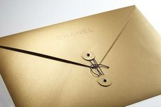 You're invited #Chanel (Paris Byzance brochure)