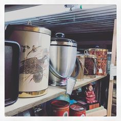 Lots of Vintage Ice Buckets from our @dirtynickledesign  Dealer 11 and she's got 15% off her booth right now so come on in and check us out. #temecula #antiques #temeculaantiques #fourthstreetantiques #4thstreetantiques #vintage #murrieta #wildomar #hemet #menifee #canyonlake #lakeelsinore #riversideca #palmsprings #fallbrook #oldtown #sandiego #oldtowntemecula #temeculavalley #vintageforsale #antiquesforsale #temeculabound #temeculawinecountry #antiquefinds #rustic #antiquestore #midcentury…