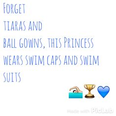 Swim qoutes