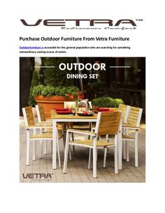 Outdoor furniture is accessible for the general population who are searching for something extraordinary seating course of action.