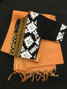 Use the filter to pick your size. Simple Blouse Designs, Stylish Blouse Design, Pattu Saree Blouse Designs, Designer Saree Blouses, Blouse Models, Kurti Designs Party Wear, Stylish Sarees, Blouse Patterns, Skirt Patterns