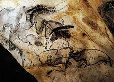 Chauvet Cave Art Paintings - Bradshaw Foundation