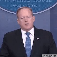 Spicer-during-a-press-conference.gif (285×285)