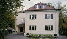 Generalsanierung einer denkmalgeschützten Villa, München-Nymphenburg   Architekten BUP