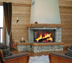 14 Meilleures Images Du Tableau Fireplace Chalet Cottage Old Wood