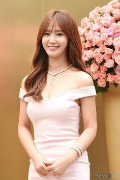 Yuri Stunning at BVLGARI Rose Goldea Launch Event.