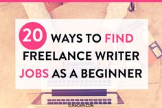 Are you interested in working from home and becoming a freelance writer? I've been a freelance writer for a little over a year now and I get asked a lot about where to find freelance writing jobs. And not just any gigs. Good quality freelance writing gigs. I know when I first started, I was …