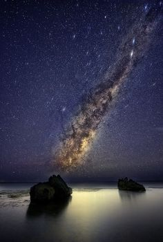 Australian night sky <3
