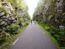 Klarälvsbanan och Klarälvsleden i Värmland - 210 km cykelled, vandring, inlines | klaralvsbanan.se |