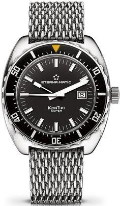 548901987ab22 Eterna Watch Super KonTiki 1973 Fine Watches