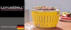 Lotus Grill BBQ, Accessories & Charcoal | Cuckooland