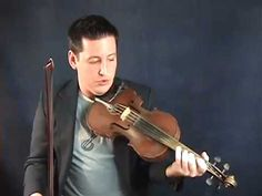 IRISH FIDDLE LESSONS - LEARN HOW TO PLAY THE IRISH WASHERWOMAN - www.OnlineLessonVideos.com