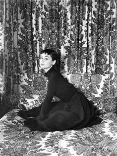 bohemea:  Audrey Hepburn